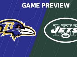 New York Jets at Baltimore Ravens