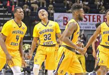 Belmont Bruins at Murray State Racers
