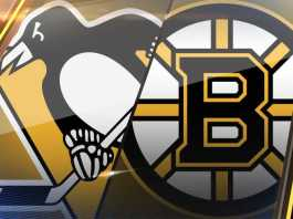 Boston Bruins at Pittsburgh Penguins