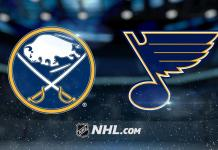 Buffalo Sabres at St. Louis Blues