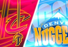 Cleveland Cavaliers at Denver Nuggets