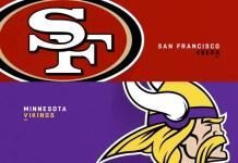 Minnesota Vikings at San Francisco 49ers