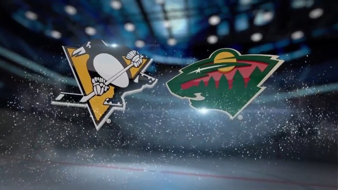 Minnesota Wild vs. Pittsburgh Penguins