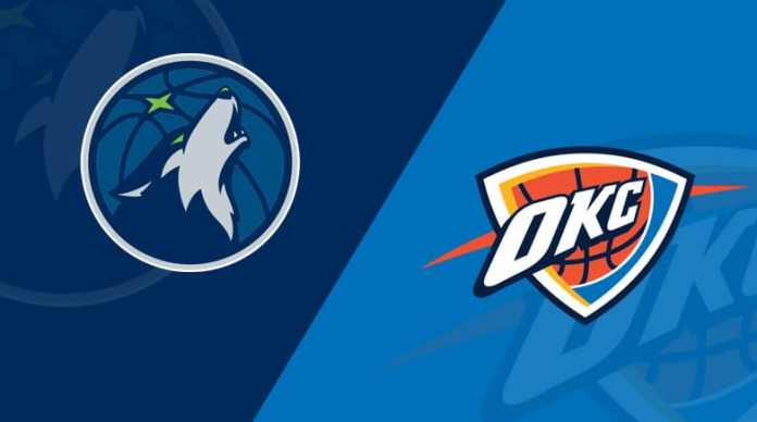 Oklahoma City Thunder vs. Minnesota Timberwolves