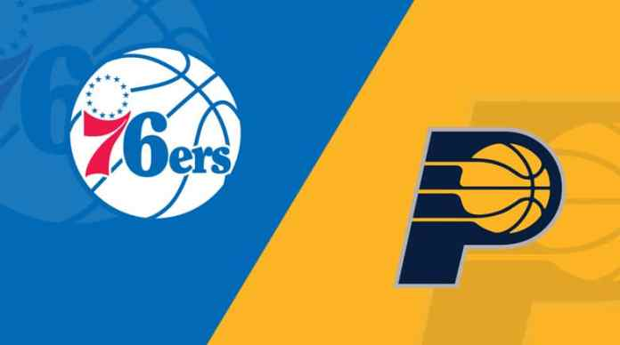 Philadelphia 76ers at Indiana Pacers