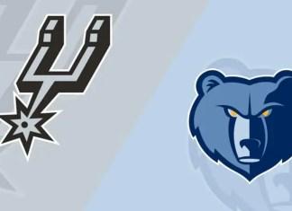 San Antonio Spurs at Memphis Grizzlies
