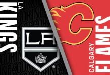 Calgary Flames vs. Los Angeles Kings