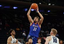 DePaul Blue Demons vs. Xavier Musketeers