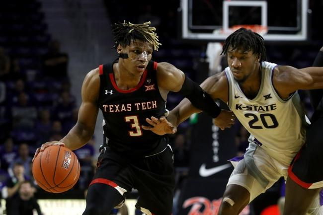 Kansas State Wildcats at Texas Tech Red Raiders 02/19/20 Odds Pick & Prediction