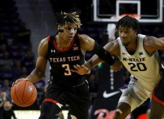 Kansas State Wildcats at Texas Tech Red Raiders
