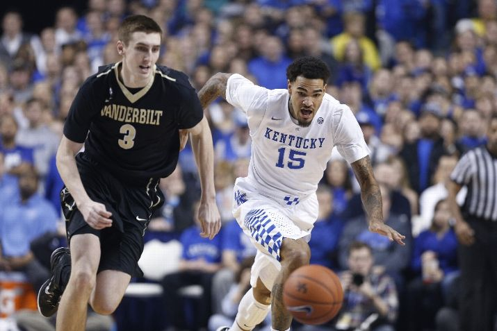 No. 12 Kentucky looks to extend streak vs Vandy