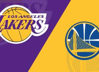 Los Angeles Lakers vs. Golden State Warriors