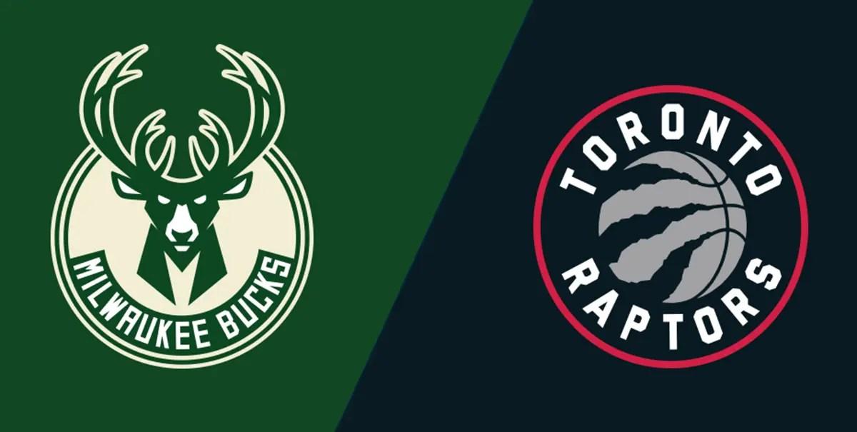 Milwaukee Bucks at Toronto Raptors 2/25/20