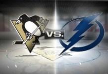 Pittsburgh Penguins vs. Tampa Bay Lightning