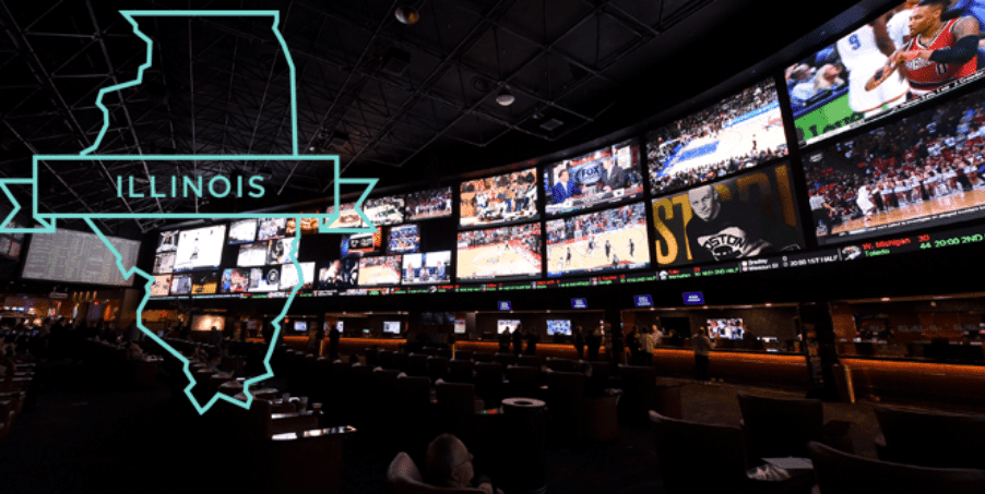 Sports Betting In Illinois To Be Here Before March Madness