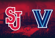 St. John's Red Storm vs. Villanova Wildcats