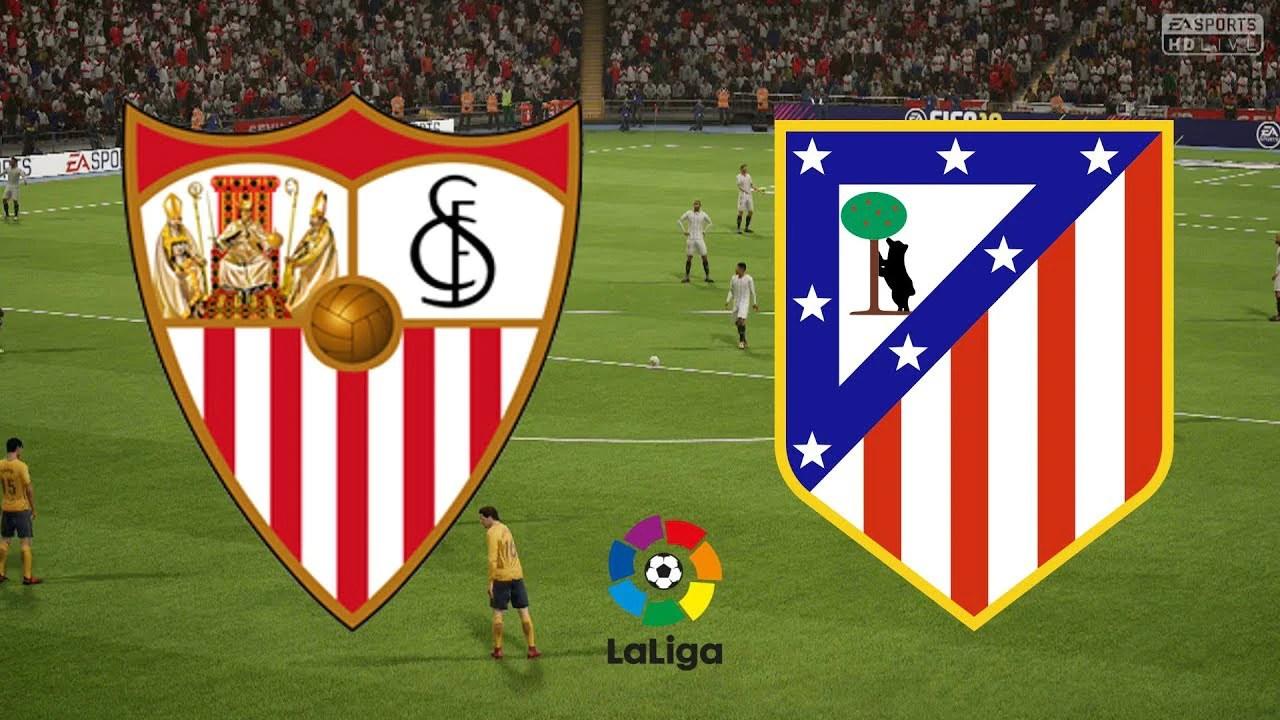 Atletico Madrid vs Sevilla – 03/07/20 – La Liga Odds, Preview & Prediction