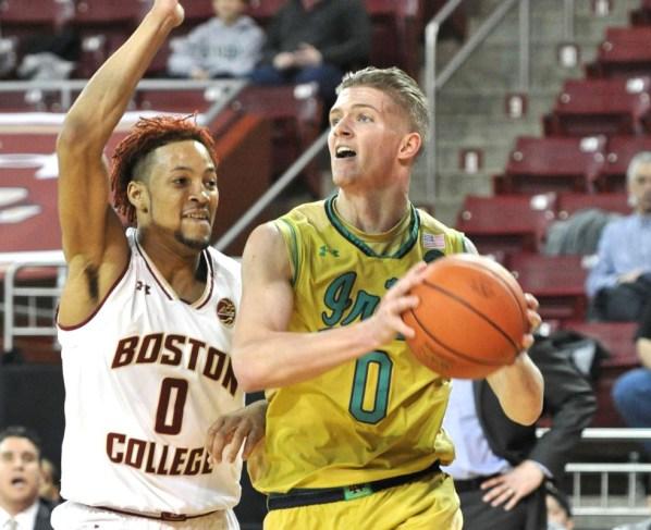 Boston College vs. Notre Dame