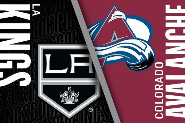 Colorado Avalanche vs. Los Angeles Kings