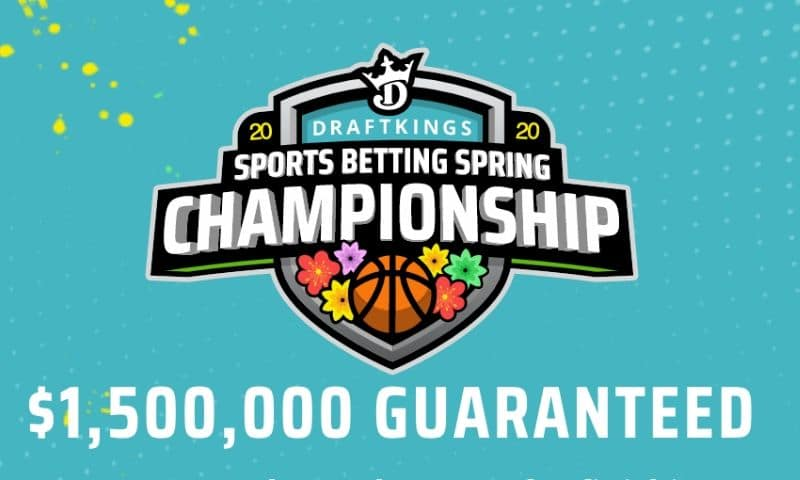 2020 DraftKings Sports Betting Spring Championship