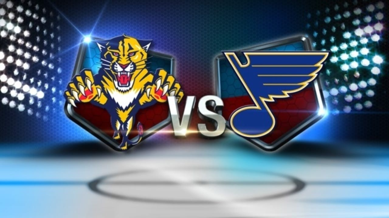 Florida Panthers at St. Louis Blues 3/9/20 – Odds, Pick & Prediction