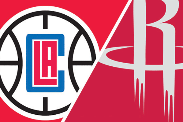 Los Angeles Clippers at Houston Rockets