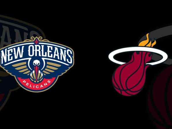 Miami Heat at New Orleans Pelicans