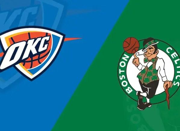 Oklahoma City Thunder vs. Boston Celtics