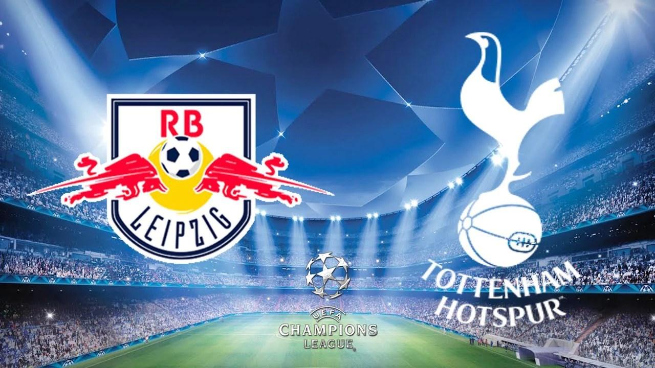Leipzig Vs Tottenham