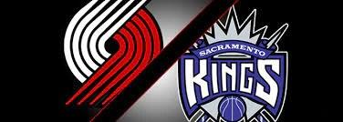 Sacramento Kings at Portland Trail Blazers