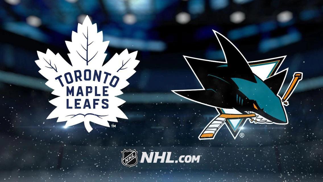 Toronto Maple Leafs vs. San Jose Sharks 3/3/20 Free Pick & Prediction