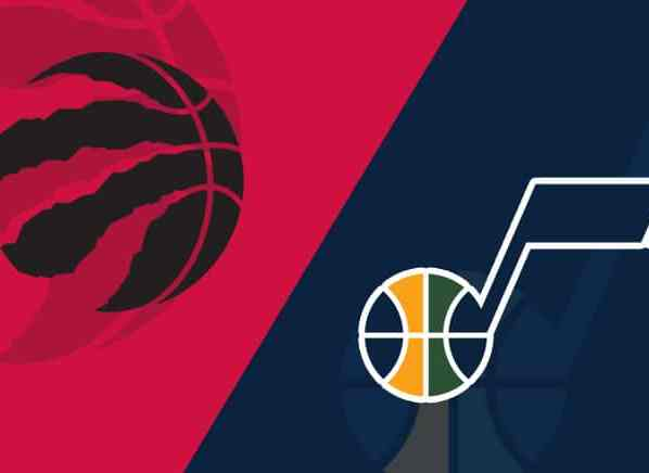 Toronto Raptors at Utah Jazz