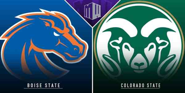 Colorado State at Boise State Odds, Pick & Prediction - 11/12/20