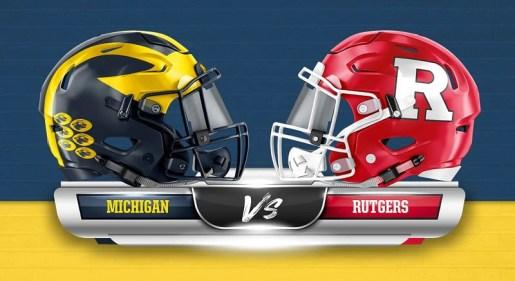 Michigan Spread The Love FanDuel Sportsbook Promo vs Rutgers