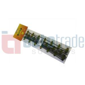 RYAN CABLE TIES 10PC - BLACK