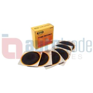 PATCH TUBE ROUND (60mm)