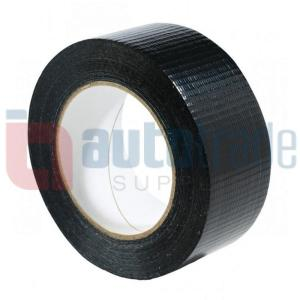 TAPE DUCT BLACK 25M
