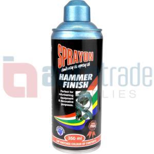 SPRAY HAMMERTONE BLUE 350ML