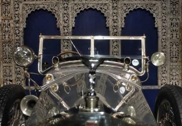 ROLLS-ROYCE 40/50-HP PHANTOM BARKER TORPEDO TOURER 1926 De nawab (premier) van Hyderabad, Wali-ud-Dowla liet deze auto bouwen met plaatwerk van aluminium.