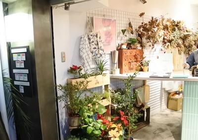花甜果室 台北 フレッシュジュース スタンド レジ