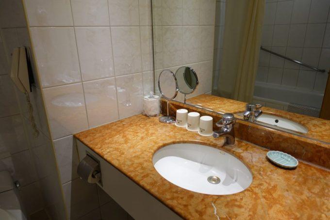 東呉大飯店(Dong Wu Hotel) 洗面台