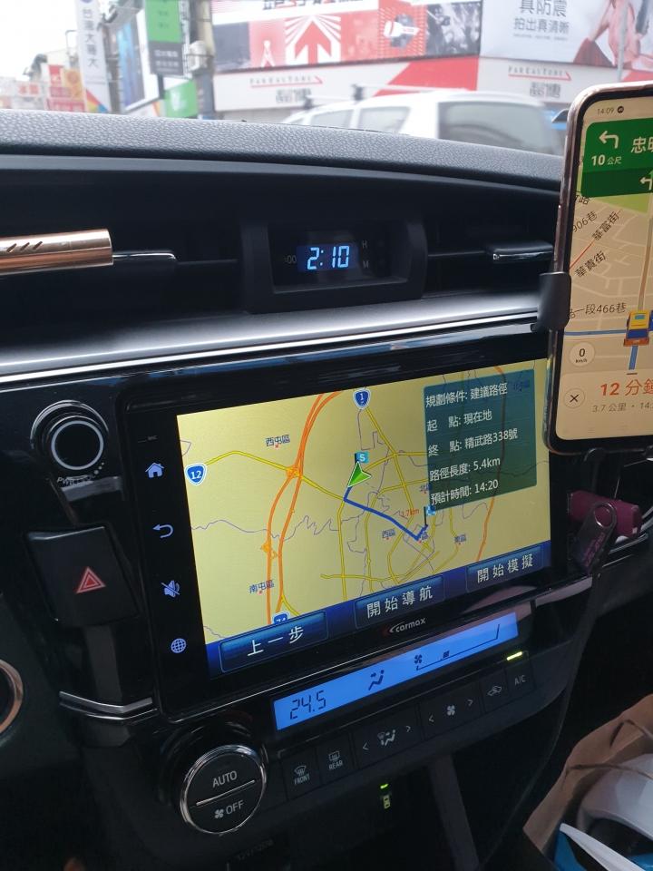 為什麼車子導航這樣 - Mobile01
