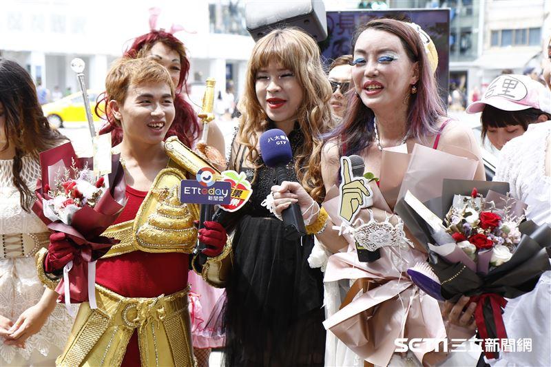 法拉利姊張婷婷與吃屎哥發行《呷賽》-2643780 | 三立新聞網