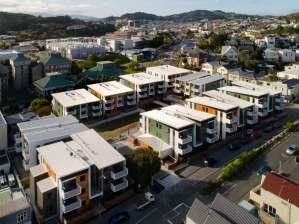 arlington apartments drone