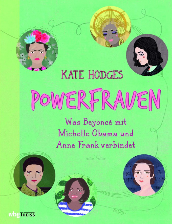 Powerfrauen - Cover