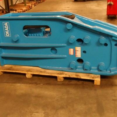 Okada 324A Hydraulic Breaker