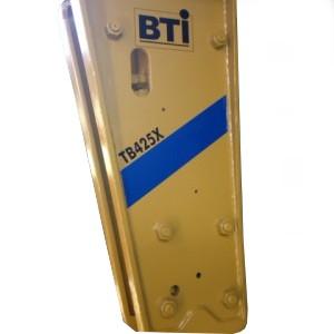 BTI rock hammer tb425 for sale Attachment Service Centers