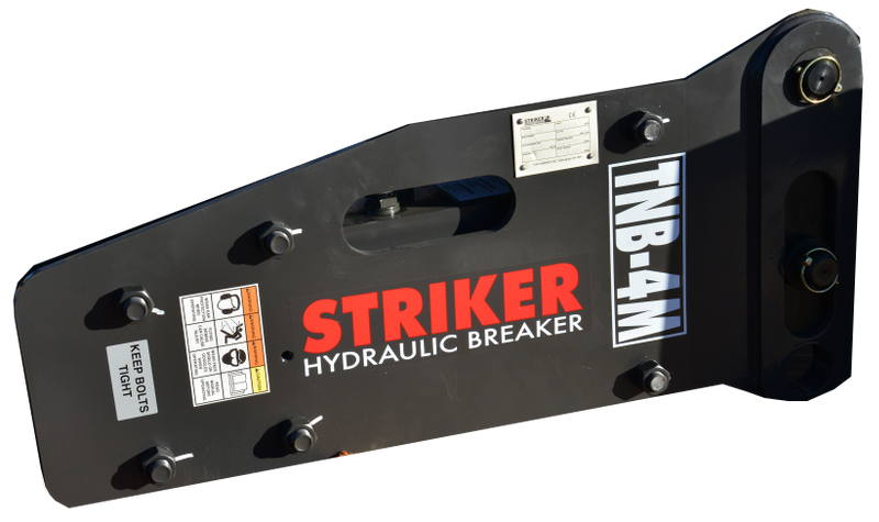 Striker Breakers and Compactors Have Year-end Deals on Multiple Units