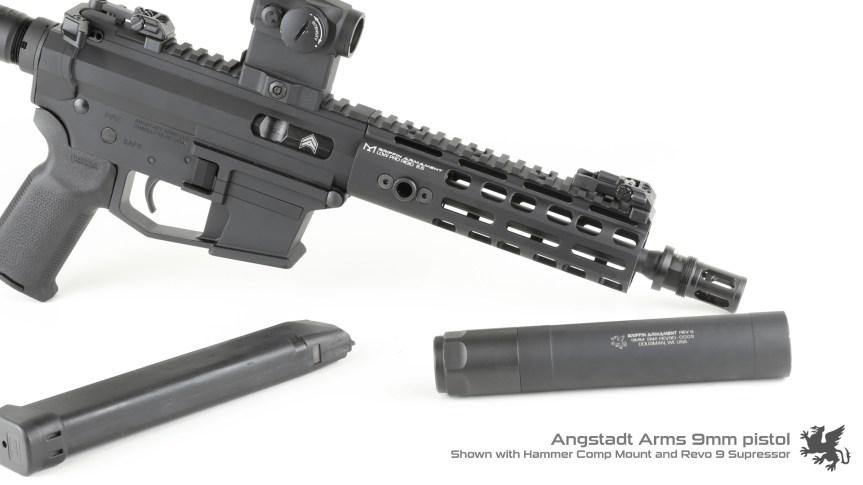 9mm Taper Mount Hammer Comp 1