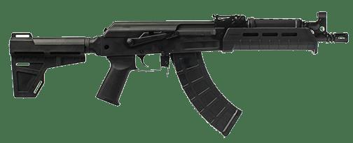 C39v2 Pistol with Shockwave Blade 2